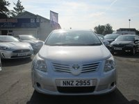 USED 2009 TOYOTA AVENSIS 1.8 T2 VALVEMATIC 4d 144 BHP BUY NOW - PAY 2019