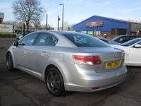 USED 2009 TOYOTA AVENSIS 1.8 T2 VALVEMATIC 4d 144 BHP DAB RADIO ~ MP3 PLAYER ~ CD PLAYER