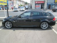 USED 2009 59 BMW 3 SERIES 2.0 ESTATE 318I M SPORT TOURING 5d 141 BHP