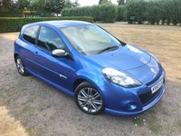 USED 2010 60 RENAULT CLIO 1.5 GT DCI 3d 105 BHP Full Renault History MOT 07/19 Full Renault Service History, MOT 07/19, Recently Serviced, Tom Tom Sat Nav, Bluetooth Handsfree And Media Streaming, Half Leather Sports Seats, Keyless Entry And Start, Unmarked Alloys, Renault Demo+ x1 Owner From New, Previous Owner is My Mother In law, Much Loved And Cared For Example, Passionately Maintained, Rare GT Special Edition, Auto Wipers, Auto Lights On, Cruise Control, Very Straight + CleanAnd Tidy Example, You Will Not Be Dissapointed !!!!