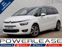 2016 CITROEN C4 GRAND PICASSO 1.6 BLUEHDI EXCLUSIVE 5d 118 BHP £11289.00