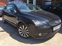 USED 2007 57 FORD FOCUS 2.0 CC2 2d 144 BHP