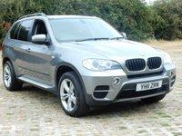 2011 BMW X5 3.0 XDRIVE30D SE 5d AUTO 241 BHP £13995.00