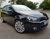 2011 VOLKSWAGEN GOLF 2.0 GT TDI DSG 5d AUTO FULL HEATED LEATHER £5750.00