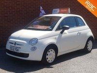 2012 FIAT 500 1.2 POP 3d  £SOLD