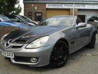 2009 MERCEDES-BENZ SLK 1.8 SLK200 KOMPRESSOR 2d AUTO 184 BHP £4995.00