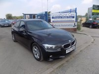 2012 BMW 3 SERIES 2.0 320D EFFICIENTDYNAMICS 4d 161 BHP £9495.00
