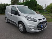 2015 FORD TRANSIT CONNECT 200 TREND 1.6 TDCI 95 BHP £9495.00