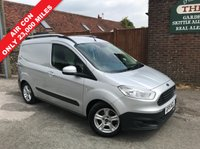 USED 2015 15 FORD TRANSIT COURIER 1.5 TREND TDCI 1d 74 BHP Air Conditioning, One Owner, Tow Bar, Finance In 60 Seconds.