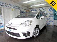 2012 CITROEN C4 GRAND PICASSO 1.6 EXCLUSIVE E-HDI EGS 5d AUTO 110 BHP £SOLD
