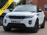 2015 LAND ROVER RANGE ROVER EVOQUE 2.2 SD4 DYNAMIC 3d 190 BHP £24990.00