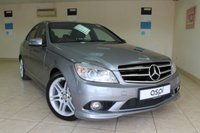 2010 MERCEDES-BENZ C CLASS 1.8 C250 CGI BLUEEFFICIENCY SPORT 4d AUTO 204 BHP SALOON £SOLD