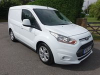 2015 FORD TRANSIT CONNECT 200 LIMITED 1.6 TDCI 115 BHP £9995.00