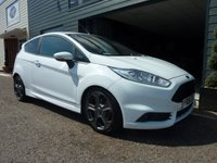USED 2015 15 FORD FIESTA 1.6 ST-3 3d 180 BHP