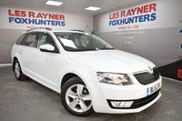 2015 SKODA OCTAVIA 1.6 SE BUSINESS TDI CR 5d 103 BHP £9999.00