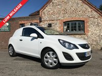 USED 2014 63 VAUXHALL CORSA 1.2 CDTI ECOFLEX S/S 1d 93 BHP Only 45,000 Miles,One Owner, Finance In 60 Seconds.