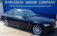 2008 BMW 3 SERIES 3.0 325I M SPORT 2d AUTO 215 BHP £6999.00