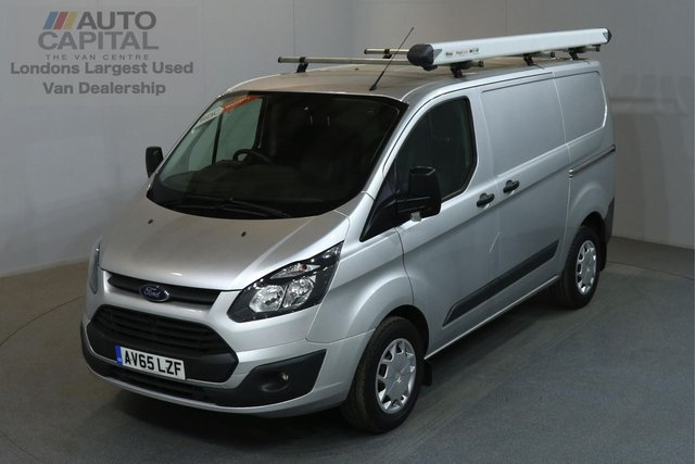 2015 65 FORD TRANSIT CUSTOM 2.2 290 ECONETIC L1 H1 SWB LOW ROOF AIR CON FRONT-REAR PARKING SENSORS ECO START STOP