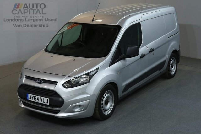 2014 64 FORD TRANSIT CONNECT 1.6 210 ECONETIC L2 H1 LWB LOW ROOF AIR CON REAR PARKING SENSORS ECO START STOP