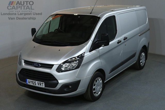 2015 65 FORD TRANSIT CUSTOM 2.2 290 ECONETIC L1 H1 AIR CON FRONT-REAR PARKING SENSORS ECO START STOP