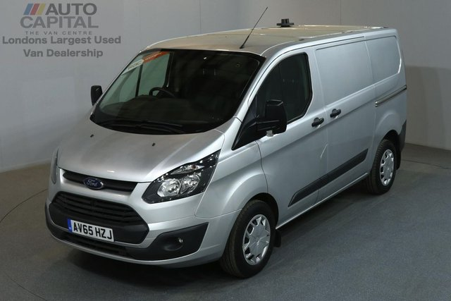 2015 65 FORD TRANSIT CUSTOM 2.2 290 ECONETIC L1 H1 AIR CON FRONT-REAR PARKING SENSORS ECO START STOP  AIR CONDITION, FRONT-REAR PARKING SENSORS