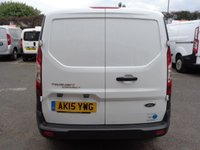 USED 2015 15 FORD TRANSIT CONNECT 1.6 210 ECONETIC P/V 1d 94 BHP