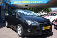 USED 2011 61 FORD FOCUS 1.6 ZETEC 5dr 104 BHP ZERO DEPOSIT FINANCE AVAILABLE | FULL MOT ON DELIVERY