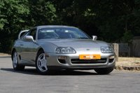 1999 TOYOTA SUPRA 3.0 SZ - IMPORT 2d 223 BHP £9750.00