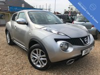 USED 2011 11 NISSAN JUKE 1.5 ACENTA SPORT DCI 5d 110 BHP Stunning Juke with chrome pack and economical