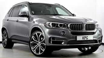 2015 BMW X5 3.0 30d SE Steptronic xDrive (s/s) 5dr [7 Seats] £33995.00