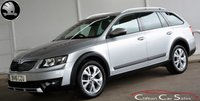 USED 2016 16 SKODA OCTAVIA 2.0TDi SCOUT 4x4 ESTATE 5 DOOR 6-SPEED 150 BHP