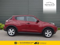 USED 2015 15 NISSAN JUKE 1.6 VISIA 5d 94 BHP ONE OWNER,FULL SERVICE HISTORY