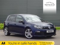 USED 2011 11 VOLKSWAGEN GOLF 2.0 R 5d 270 BHP VERY LOW MILES,FSH,LEATHER,DAB