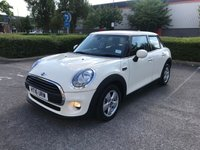 USED 2016 16 MINI HATCH ONE 1.5 ONE D 5d 94 BHP