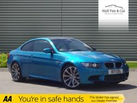 USED 2011 11 BMW M3 4.0 M3 2d AUTO 415 BHP STUNNING CAR, POWER, AUTO, NAV