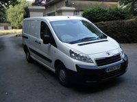 USED 2013 63 PEUGEOT EXPERT 1.6 HDI 1000 L1H1 PROFESSIONAL 1d 90 BHP