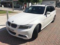 2010 BMW 3 SERIES 2.0 318I SPORT PLUS EDITION TOURING 5d 141 BHP £7490.00