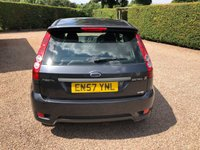 USED 2008 57 FORD FIESTA 1.6 ZETEC S TDCI 3d 89 BHP Low Tax £30 per year. Very economical Car