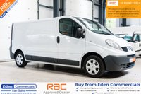 2011 RENAULT TRAFIC 2.0 LL29 DCI S/R 115 BHP *EXTENSIVE RACKING SYSTEM INCLUDED* £6995.00