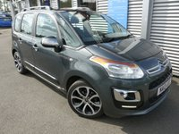 USED 2013 13 CITROEN C3 PICASSO 1.6 PICASSO SELECTION HDI