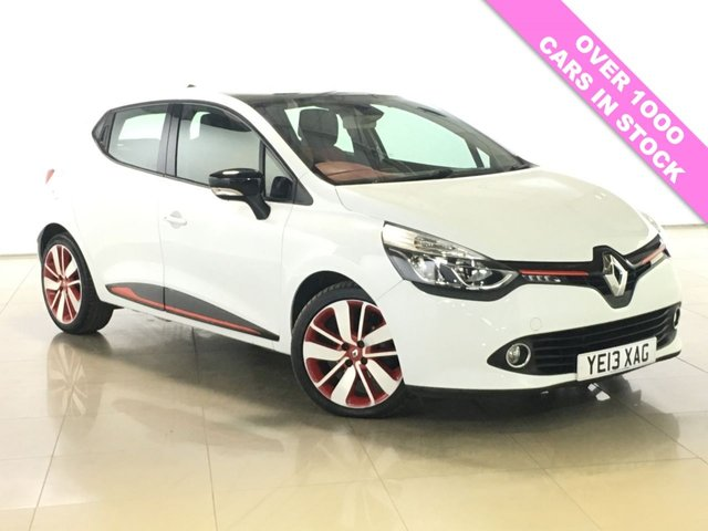 View our 2013 13 RENAULT CLIO 1.5 DYNAMIQUE S MEDIANAV ENERGY DCI S/S 5d 90 BHP