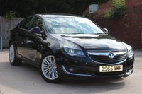 USED 2015 65 VAUXHALL INSIGNIA 1.8 DESIGN 5d 138 BHP ***** BEAUTIFUL CONDITION ****