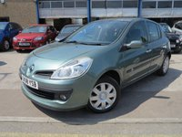 USED 2008 58 RENAULT CLIO 1.1 EXPRESSION 16V TURBO 5d 100 BHP