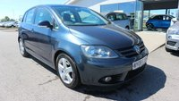2008 VOLKSWAGEN GOLF PLUS 2.0 GT TDI 5d 138 BHP £4995.00