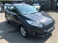 USED 2013 63 FORD FIESTA 1.0 ZETEC 3 DOOR 99 BHP IN METALLIC GREY WITH 52000 MILES IN IMMACULATE CONDITION APPROVED CARS ARE PLEASED TO OFFER THIS  FORD FIESTA 1.0 ZETEC 3 DOOR 99 BHP IN METALLIC GREY WITH 52000 MILES IN IMMACULATE CONDITION INSIDE AND OUT WITH A FULL SERVICE HISTORY WITH A FULLY STAMPED SERVICE BOOK A TRULY NICE EXAMPLE OF THIS SUPER LITTLE CAR AN IDEAL FIRST CAR.