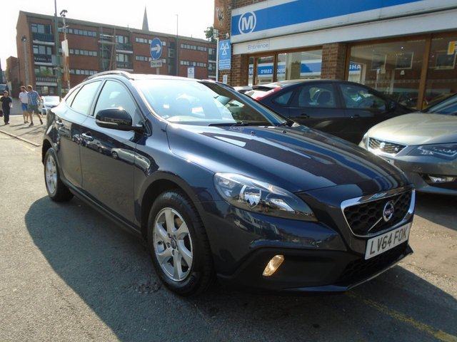 2014 64 VOLVO V40 1.6 D2 CROSS COUNTRY SE NAV 5d AUTO 113 BHP