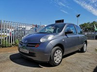 2005 NISSAN MICRA 1.2 S 3d  £SOLD