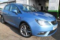 2015 SEAT IBIZA 1.2 TSI I-TECH 5d 104 BHP £7000.00
