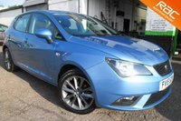 USED 2015 15 SEAT IBIZA 1.2 TSI I-TECH 5d 104 BHP VIEW AND RESERVE ONLINE OR CALL 01527-853940 FOR MORE INFO.