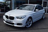 USED 2012 12 BMW 5 SERIES 3.0 530D M SPORT GRAN TURISMO 5d AUTO 242 BHP 20 inch M Double Light Alloy wheels